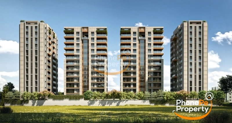 4 BHK LUXURIOUS FLATS FOR SELL IN VESU